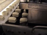 WWW.CREASWEET.COM / How It's Made?INTELLEGLASE cheese bars snacks enrobing chocolate covering