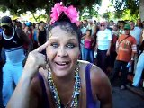 carnaval 2010 santa clara  cuba la novia de Pepon 2