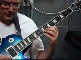 Método de guitarra blues - Aula de Guitarra - Cosmic Rays - Charlie Parker tom C