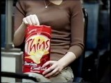 Thins - Sour Cream and Sweet Chilli Chips (TV ad)