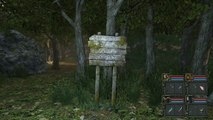 Legend of Grimrock 2 - Twigroot Forest : Secret Chest (+Gold Key)