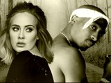 Adele & Tupac Hello Official Music Video 2016 (Remix 2016)
