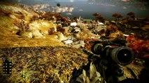 Battlefield : Bad Company 2 Sniper Kills Montage [HD]