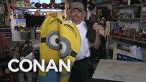 Bill Tulls Budget Halloween Tips - CONAN on TBS