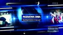 Rozmowa dnia TVP3 Bydgoszcz, 15.03.2016