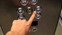 コネ製エレベーター KONE MRL Traction Elevators @ Brisbane Central Parking, Brisbane, QLD