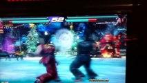 Tekken tag tournament 2 heihachi/hwoarang combo.MOV