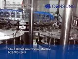 Bottle Water Filling Machine(washing filling and capping machine)