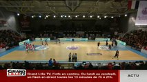 Basket : ESBVA - Bourges, Finale Coupe Europe (Partie2)