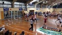 Jake Heath Combo Guard 2015 U19 Pacific School Games Highlights