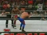 WWe ECW 19 Juin 2007 Chris Benoit Vs Elijah Burke