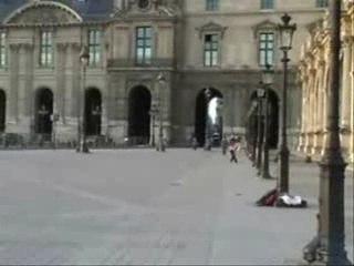 Défis au Louvre