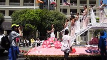 Northern California Cherry Blossom Parade 2014 Cherry Blossom & LA Nisei Week Queen & Court 2013