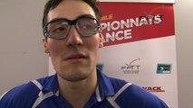 """Brest 2016 - Adrien Mattenet """"Je ne suis pas déçu"""""""
