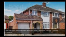 Semi-Detached House for sale in Maidstone, with 3 Bedrooms