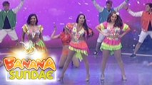 Banana Sundae: Pokwang, Jessy and Sunshine groove to hits of then and now