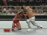 WWE ECW 19 juin 2007 johnny nitro vs nunzio