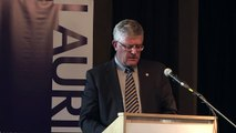 Laurier 100:  Inspiring Lives of Leadership and Purpose -- Centennial Kick-Off Speeches
