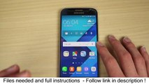 How To Root Samsung Galaxy Android 6.0.1 Marshmallow TouchWiz One-Click Root (CF Auto Root) -