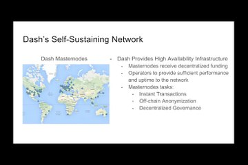 DASH: Digital Cryptocurrency | Masternodes as Incentivized Infrastructure