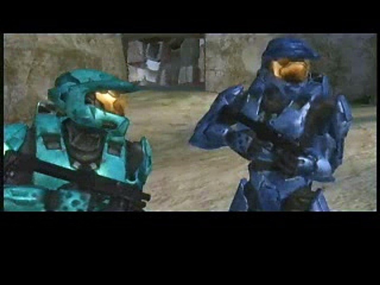 Red vs Blue Funny stuff