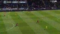 Bryan Dabo Goal - Nantes 0-1 Montpellier - 17.04.2016 HD