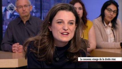 Portrait d'Eugénie Bastié  - Le Supplément du 17/04 - CANAL+