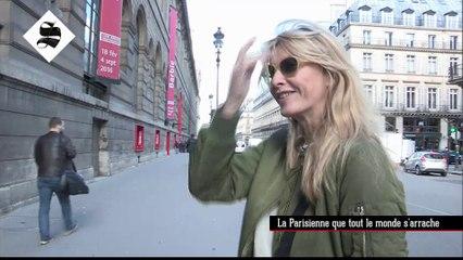 Sarah Lavoine, la parisienne que tout le monde s'arrache