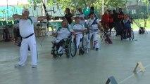 Bedensel Engelliler Türkiye Okçuluk Şampiyonası, Antalya'nın Kemer İlçesi'nde Başladı