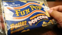CROWN : FUN POP PREMIUM MICROWAVE Butter POPCORN