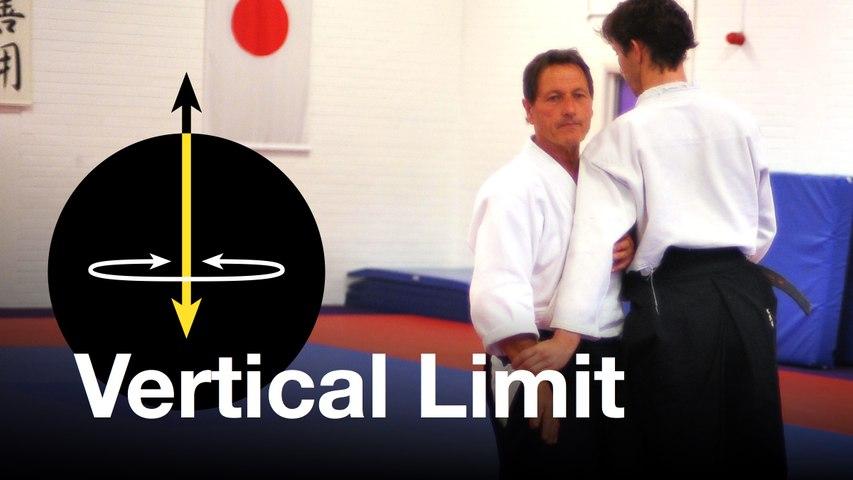 """Aikido """"Vertical Limit"""" - Christian Tissier Shihan"""