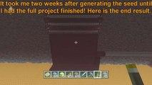 Minecraft (Xbox One):  Semi-Automatic Wither Skeleton Farm Showcase