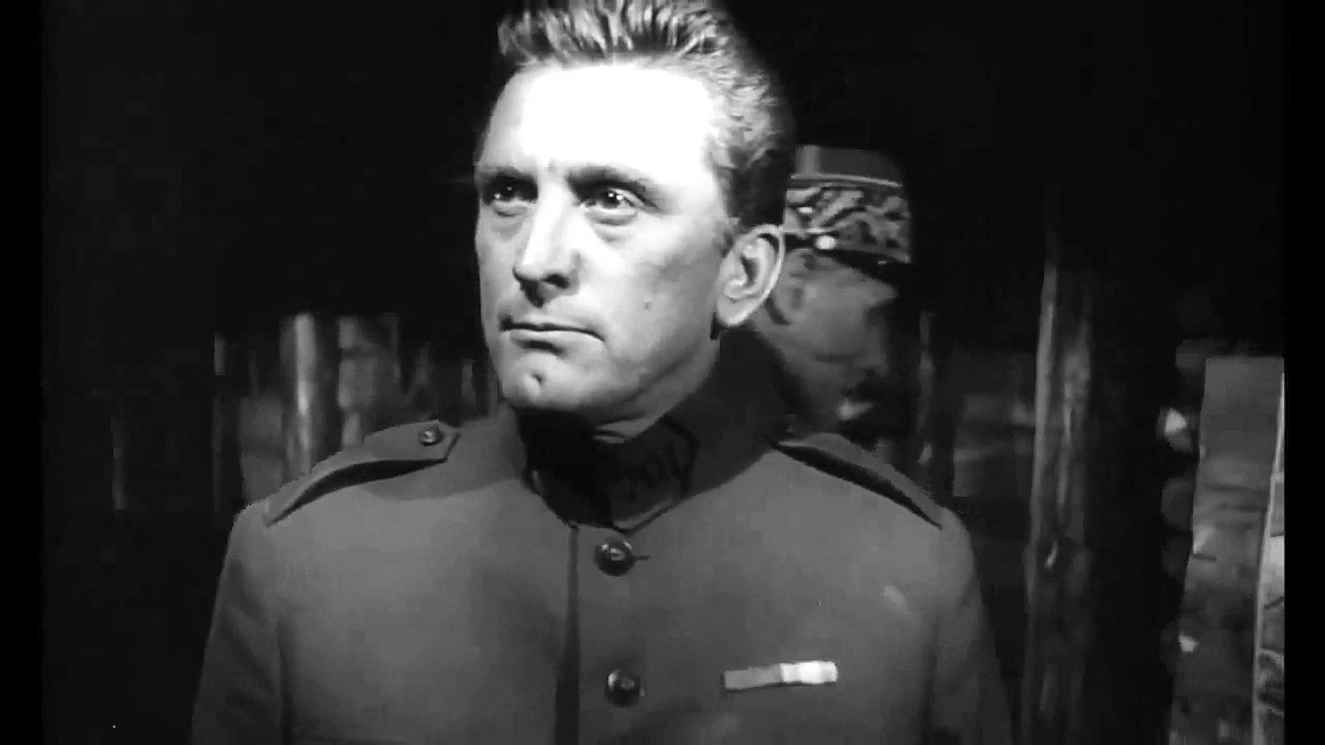 Paths of Glory (1957) Original Trailer - B&W / 2:53 mins