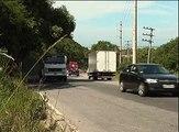 Florianópolis - Projeto prevê duplicar 5km da SC 403