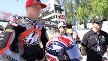 MotoAmerica Road Atlanta Supersport Race One Highlights