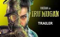 Iru Mugan - Official Teaser - Chiyaan Vikram - Anand Shankar - Harris Jayaraj