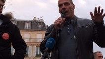 Yanis Varoufakis nuit debout République
