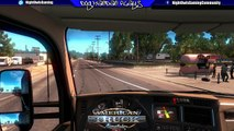 American Truck Simulator: The Phantom - Trayscapes Trucking