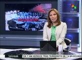 Hashtag #TerremotoEcuador se viraliza en redes sociales