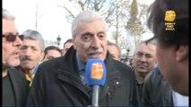 Kabylie :la marche des souverainistes Kabyles aujourd'hui à Paris!