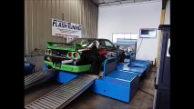 Skyline R33 RB25DET au banc by Flashtuning