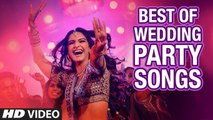 Best of Bollywood Wedding Songs  - Non Stop Hindi Shadi Songs - Indian Party Songs - Bollywood  Mix 2016