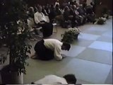 Aikikai aikido in Luxembourg, possibly late 80s, part 4