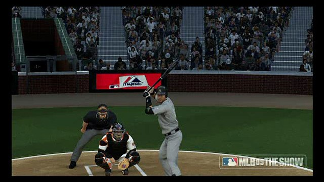 Derek Jeter ( MLB 09 The Show ) Home Run #2