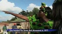 Wangari Maathai mourned