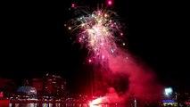 Sydney Darling Harbour Fireworks - April 9, 2016