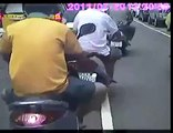 MOTORCYCLE ACCIDENTS MOTORCYCLE CRASH MiX Funny accident 2013 [18+] Funny FAIL 2013 COMPIL