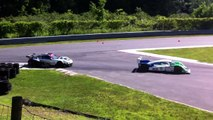 ALMS Lime Rock 2011 Uphill Chicane