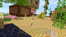 Minecraft Xbox Sky Den Hotel Inspector 75 AND Dog, Bear And Cat 310 stampylonghead