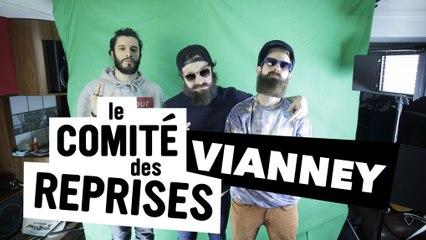 Vianney - Pas là - clip - Comite des Reprises - PV Nova & Waxx